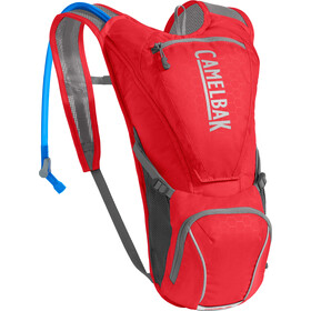 CamelBak Rogue Harnais d'hydratation 2,5l, racing red/silver